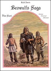 Beowulfs Saga, Cover